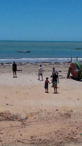 The Rieu family. A return trip to Salvador, Olinda, São Luís, Lençóis Maranhenses, the Parnaíba Delta and Jericoacoara